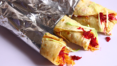 Delhi Famous Egg Roll Recipe -egg roll recipe,roll recipe in hindi,lunchbox recipe