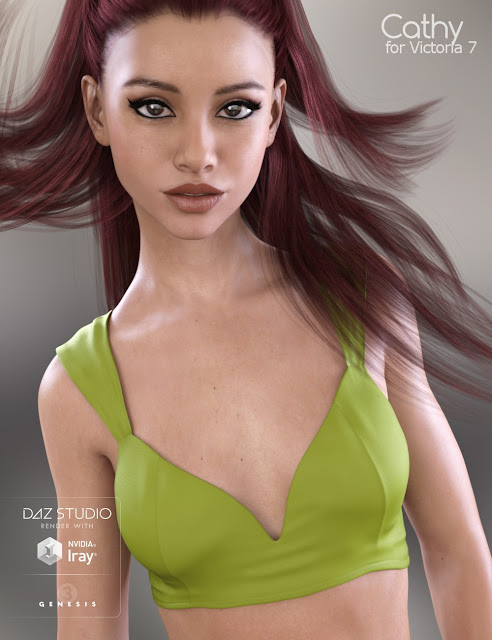 Cathy HD for Victoria 7