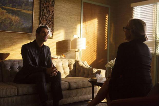 lucifer tv psihanalist divan