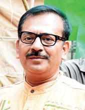 Minister Aroop Biswas