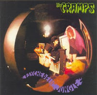 disco THE CRAMPS - Psychedelic jungle