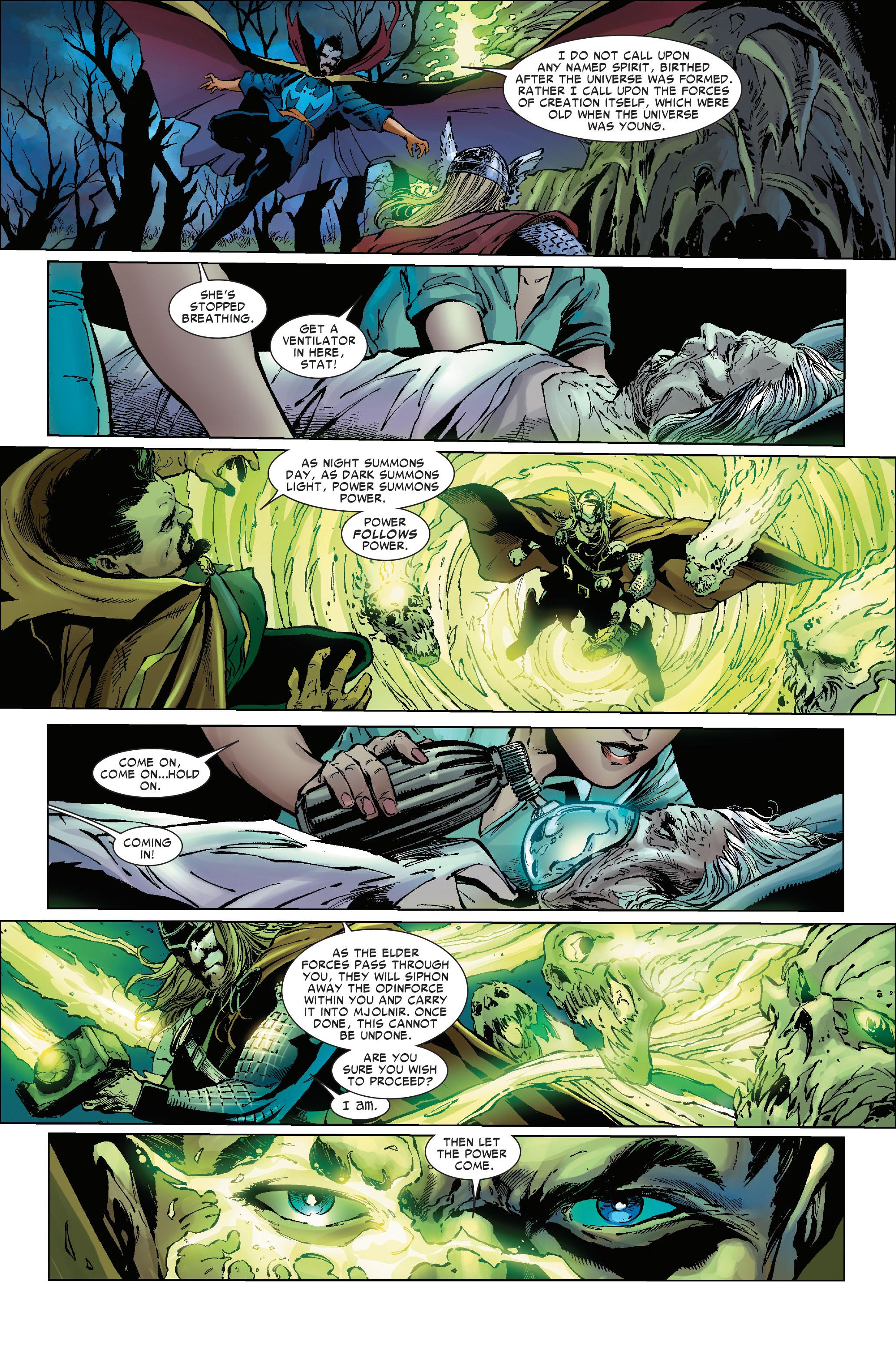 Thor (2007) Issue #602 #15 - English 11