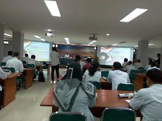 Penggemblengan Pengelola Web dalam Menulis Press Release bersama Diskominfo Kabupaten Bogor
