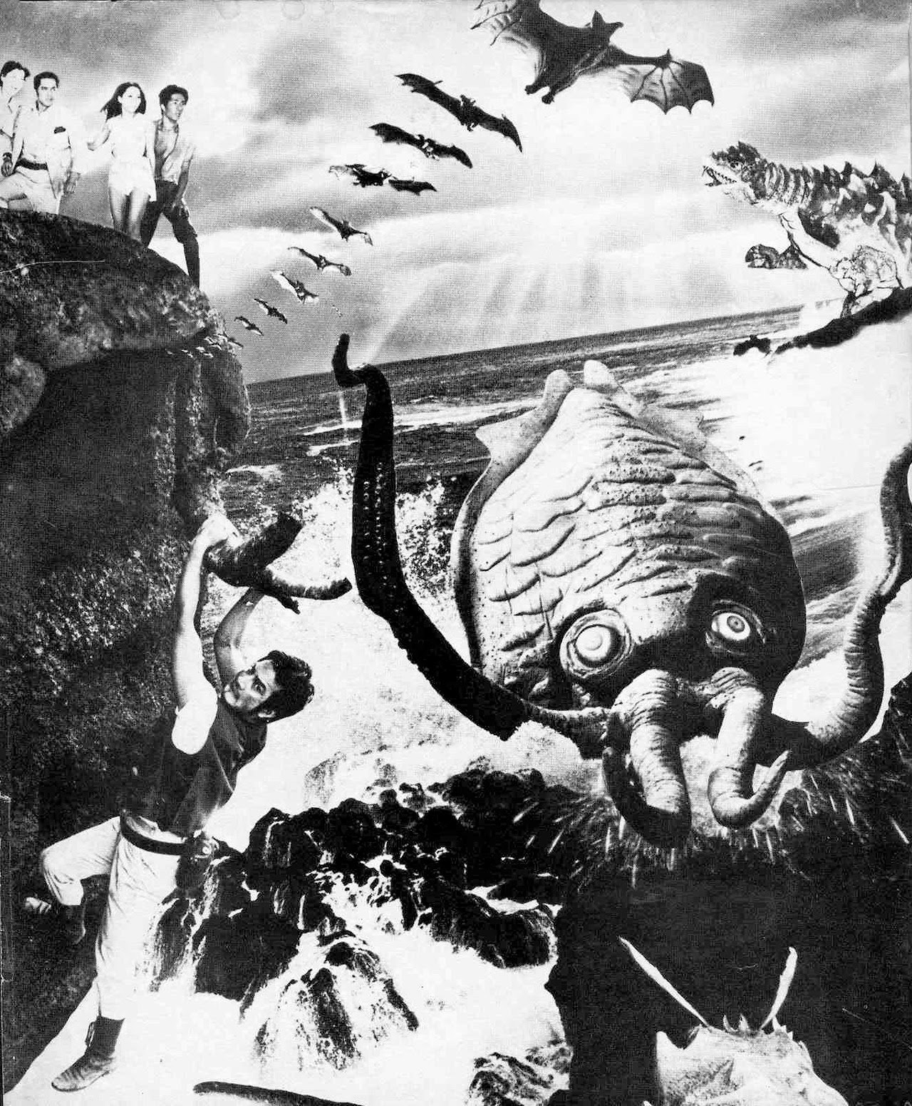 space amoeba 1970 gif blueiskewl 1970 Chrysler 300 Convertible lit gezora ganimes and kamoebas decisive battle giant monsters of the south seas is a 1970 japanese science fiction kaiju