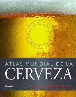Libro:  Atlas Mundial de la Cerveza