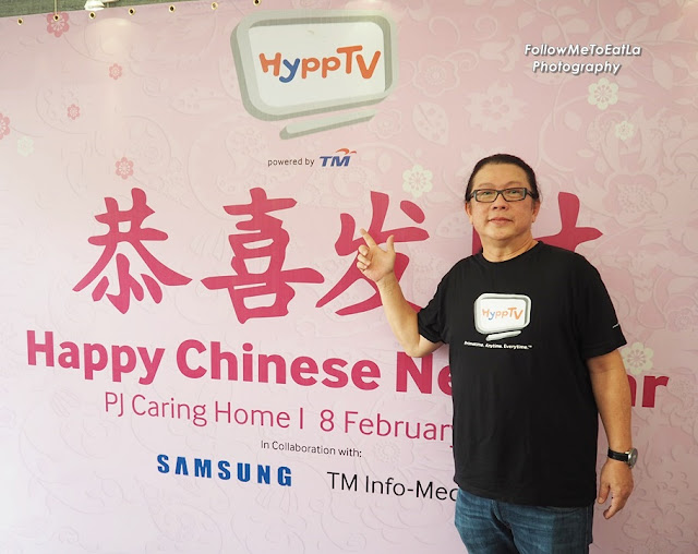 Jeremy Kung, HyppTV Executive Vice President, New Media, TM