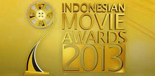 Pemenang Indonesian Movie Awards 2013