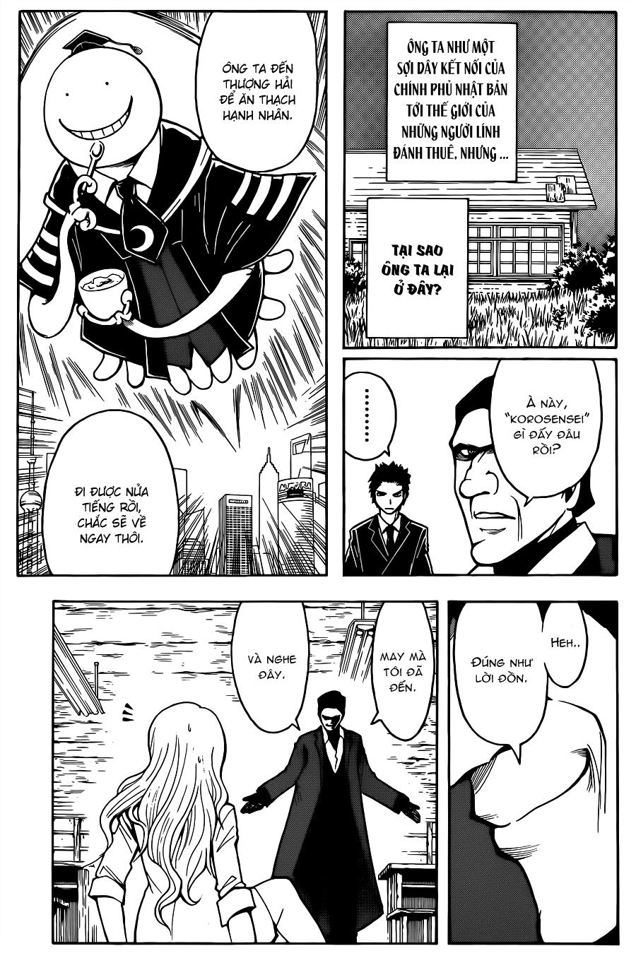 Ansatsu Kyoushitsu chap 25 trang 14