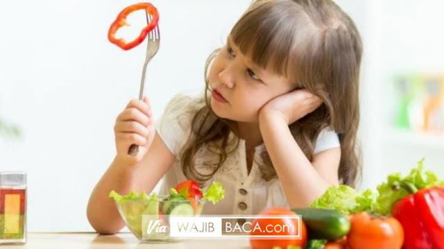 Bunda Harus Hati-hati Lho, Kurang Makan Sayur dan Buah Bikin Anak Mudah