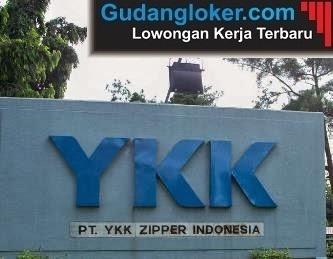Lowongan Kerja YKK Zipco Indonesia