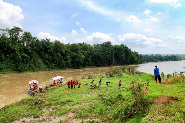 Paket Susur Sungai Linggamas