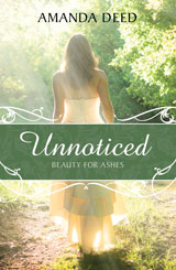 Book Cover - Unnoticed by Amanda Deed
