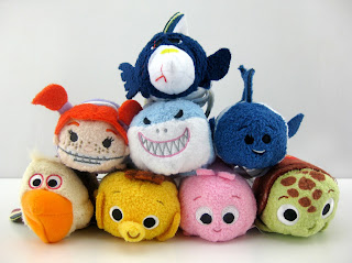 disney finding nemo tsum tsums