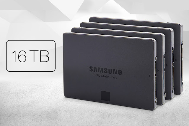 Samsung Starts Shipping The World's Highest Capacity SSD With 15TB of Storage