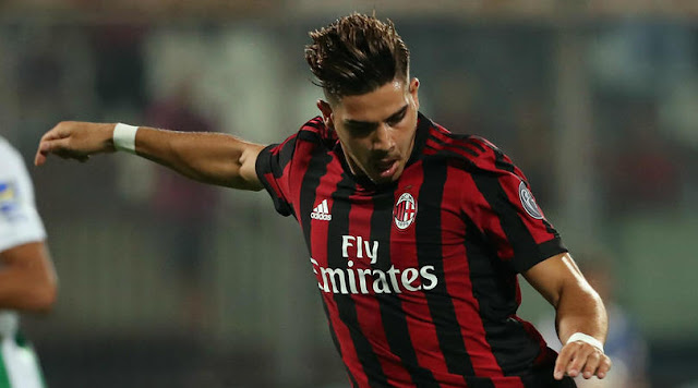 AC Milan Mengamuk Bantai Austria Vienna 5-1 Di Ernst Happel