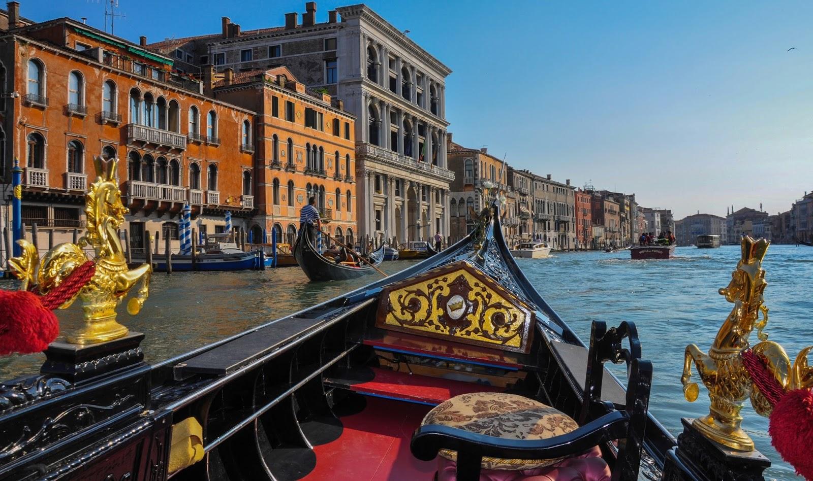 Travel & Adventures: Venezia ( Venice ), Veneto. A voyage ...