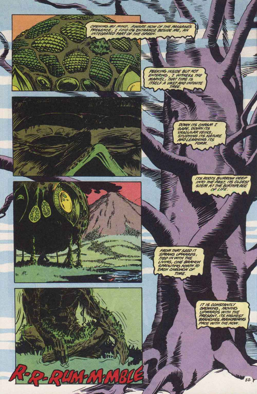 Swamp Thing (1982) Issue #89 #97 - English 23