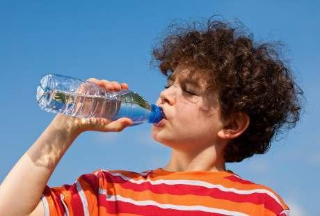 Air mineral seharga emas