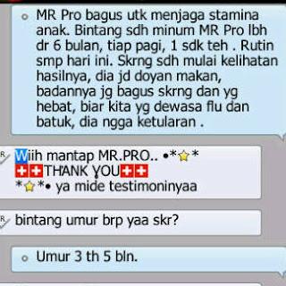 Jual MR Pro Produk HWI di Surabaya