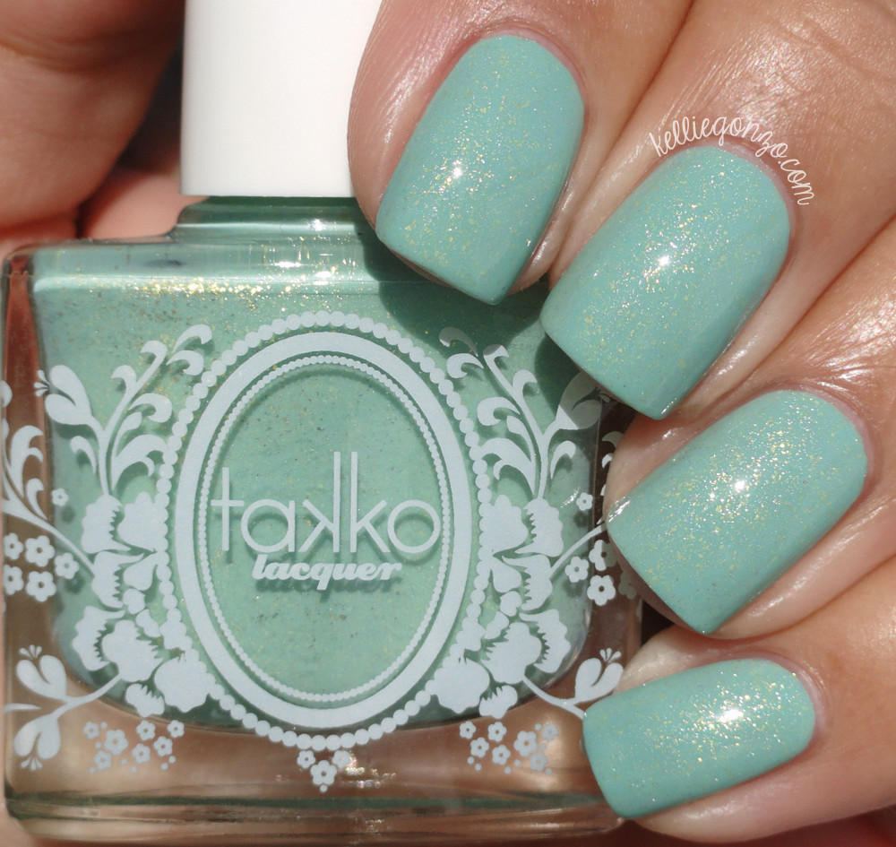 Takko Lacquer Winter Succulents