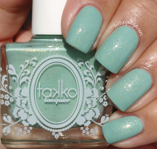 Takko Lacquer Fall 2016 Collection [Partial] Swatches & Review