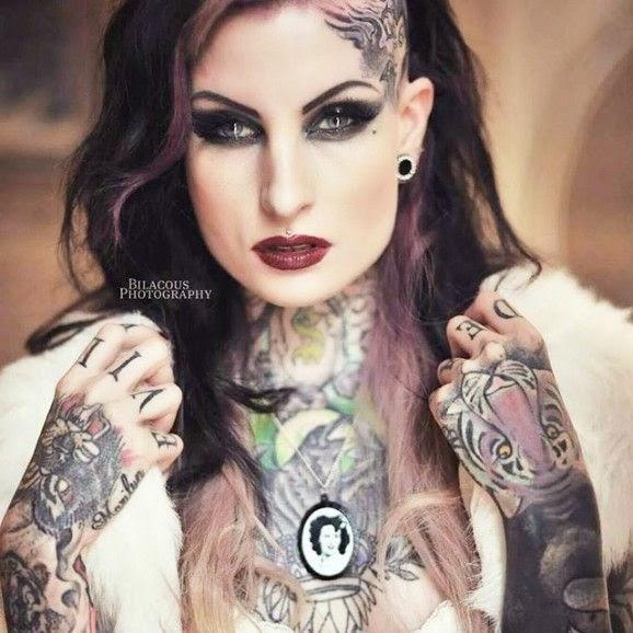 galeria de chicas tatuadas