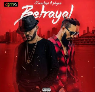 J. Martins - Betrayal ft. Phyno