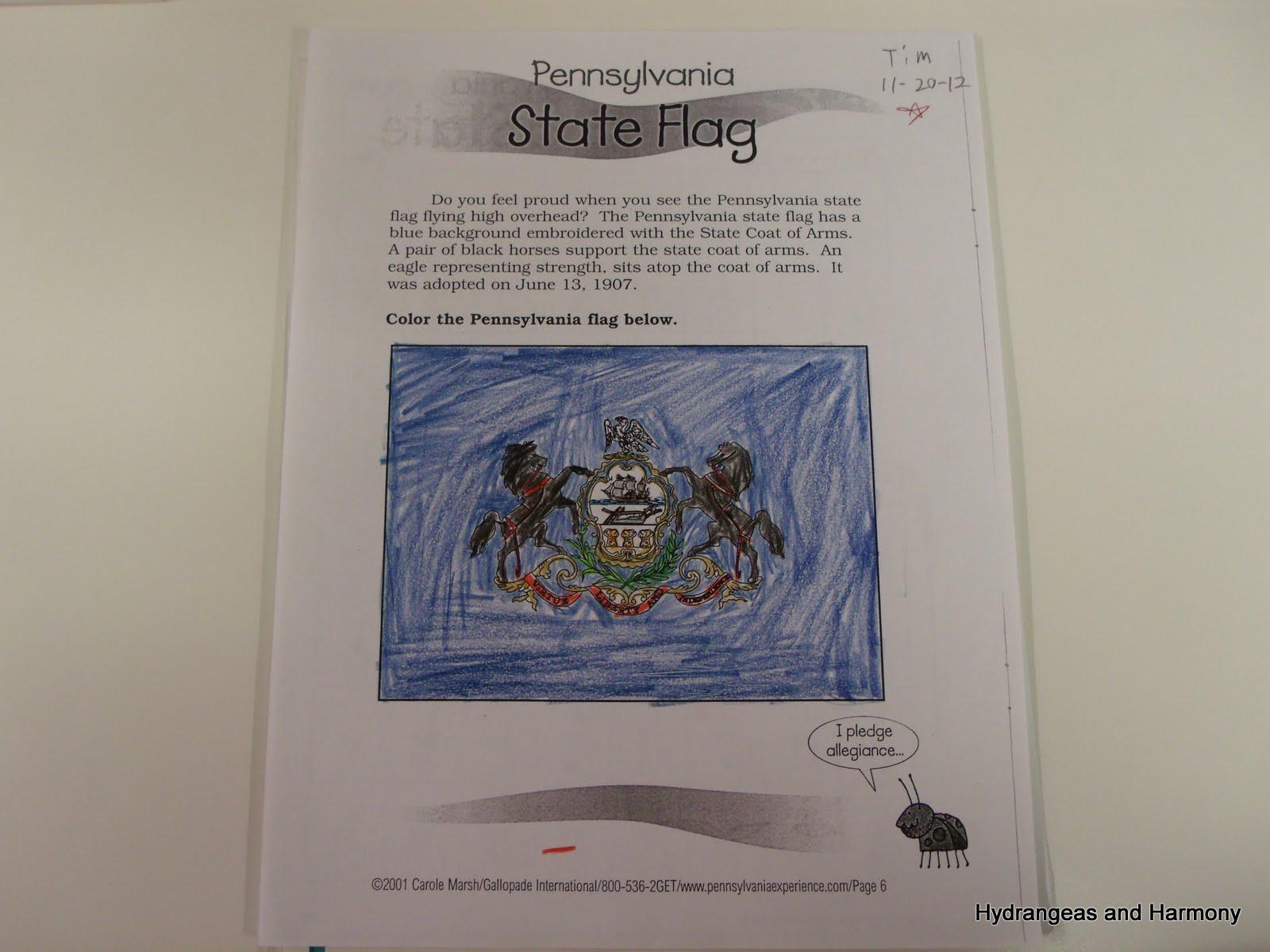 Hydrangeas And Harmony School Summary