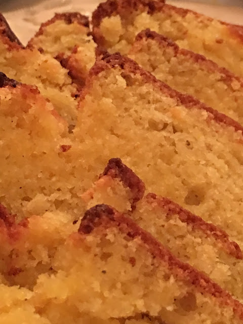 corn bread at Stagolee's Fulham London