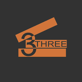 Three Logo Free Download Vector CDR, AI, EPS and PNG Formats