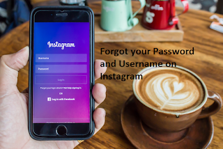 Forgot your Password and Username on Instagram, this is how to deal with it