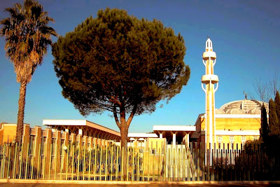 masjid rom itali