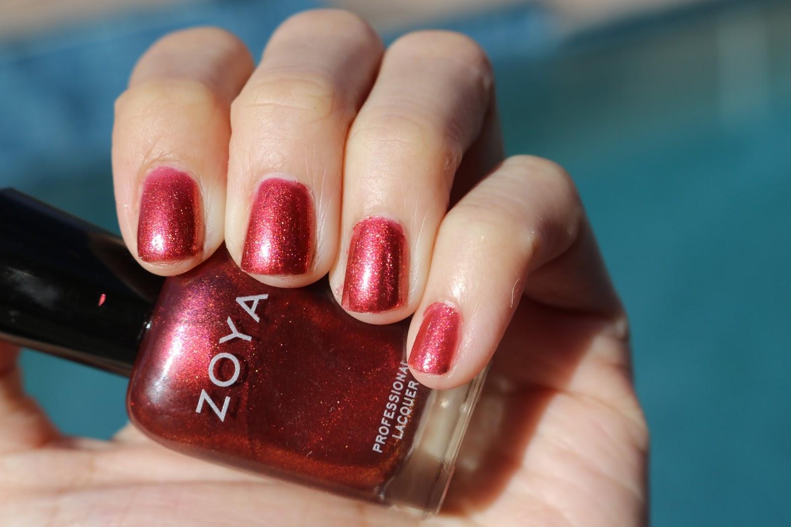 Zoya Tawny