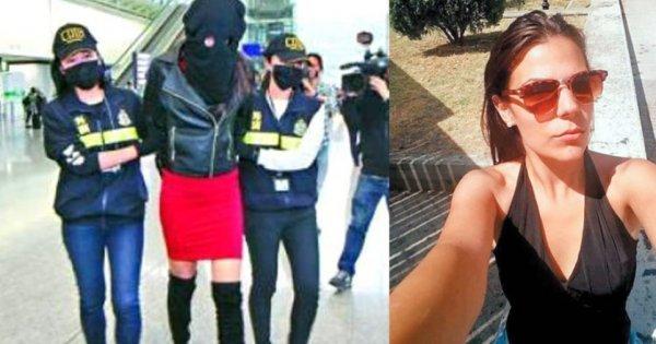 Αθώα δήλωσε η Ειρήνη Μελισσαροπούλου που βρίσκεται φυλακισμένη στο Χονγκ Κονγκ για υπόθεση εμπορίας ναρκωτικών