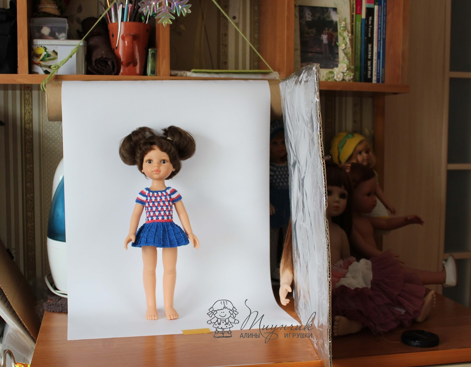 три как красиво сфотографировать ручную работу куклу вами такие