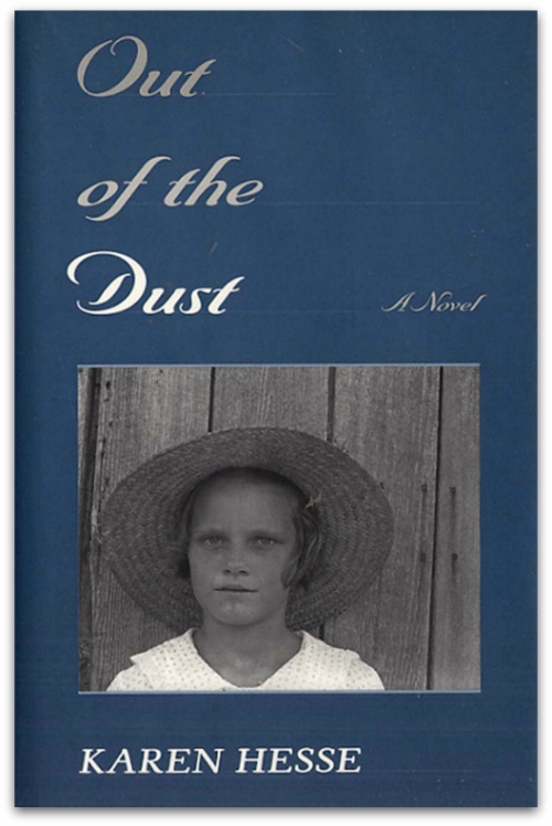 Born Bookish: Book Review: Out Of The Dust By Karen Hesse