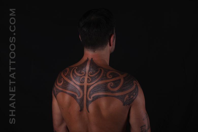 c03c60a5c Maori Back Tattoo, Ta Moko