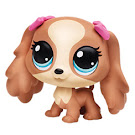 Littlest Pet Shop Large Playset Nutmeg Dash (#295) Pet