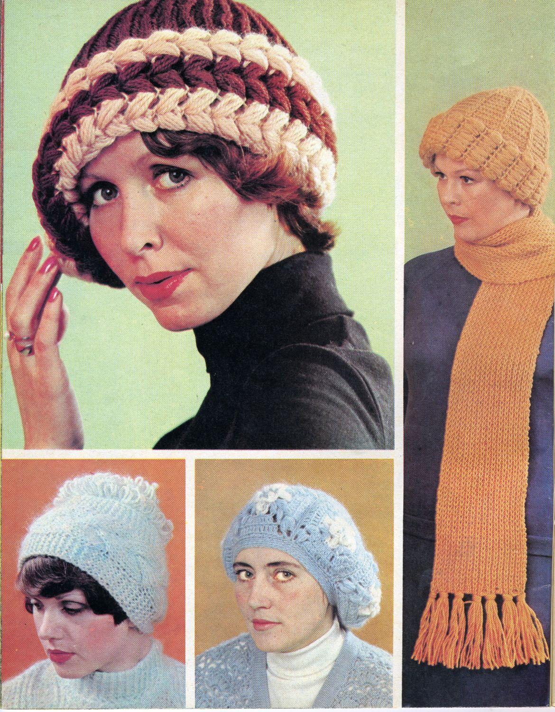 разные шапочки незатейливый
