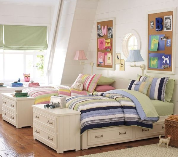 Boy And Girl D Bedroom Ideas