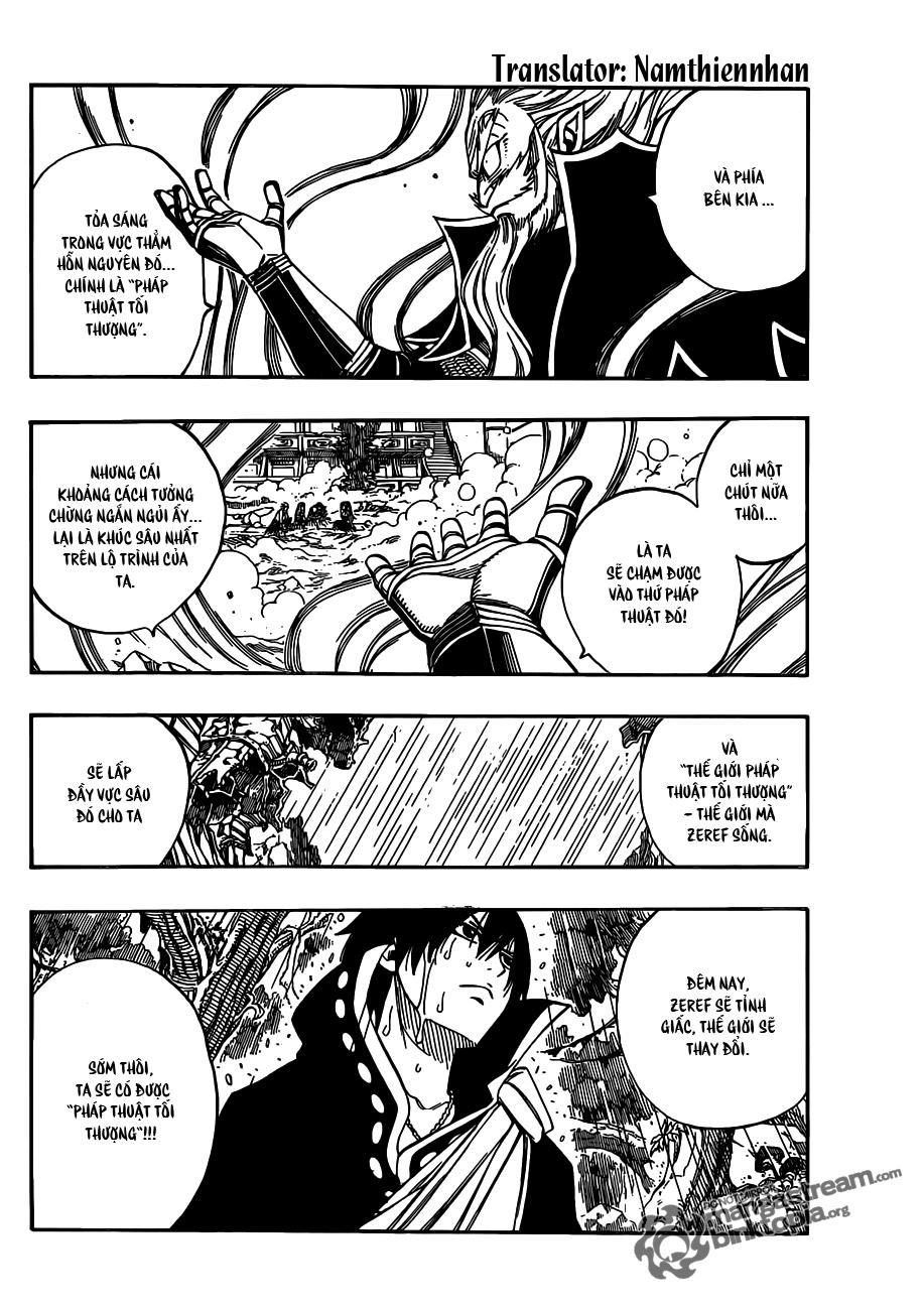 Fairy Tail chap 247 trang 6