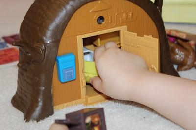 masha et michka le test de la hutte de jeu simba toys