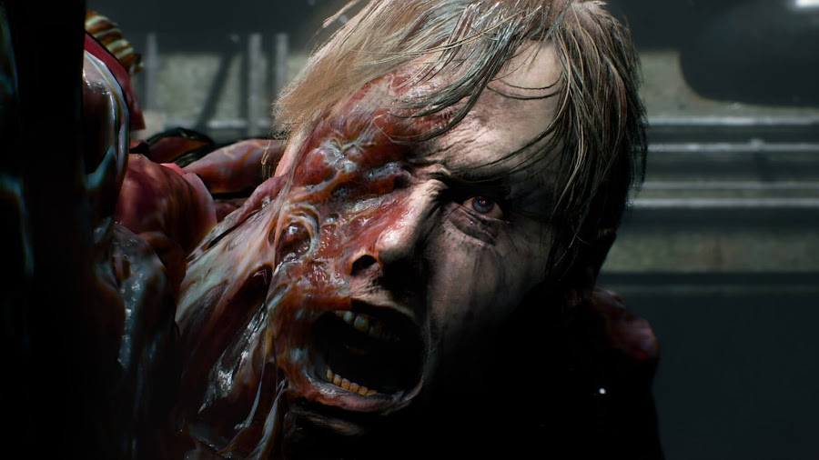 resident evil 2 remake william birkin g mutant