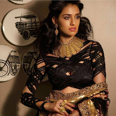 Disha Patani Hi Blitz 2016 December