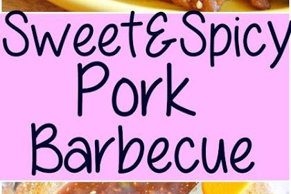 Sweet and Spicy Pork Bulgogi (돼지 불고기 Dweji Bulgogi)
