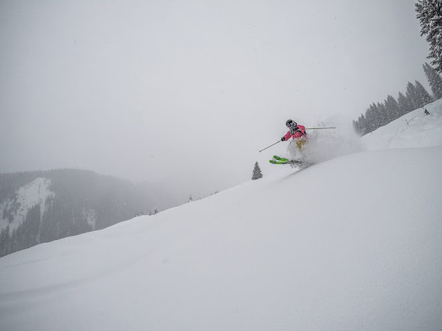 Skifahren Kitzbüheler Alpen 2019