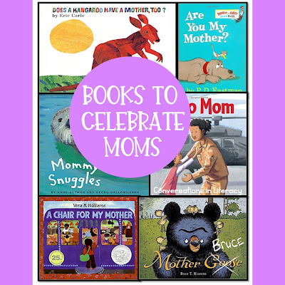 Mother's Day book, activities and ideas