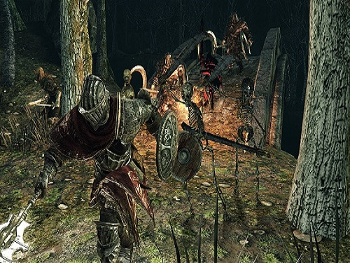 Dark Souls II Scholar of The First Sin Game Free Download