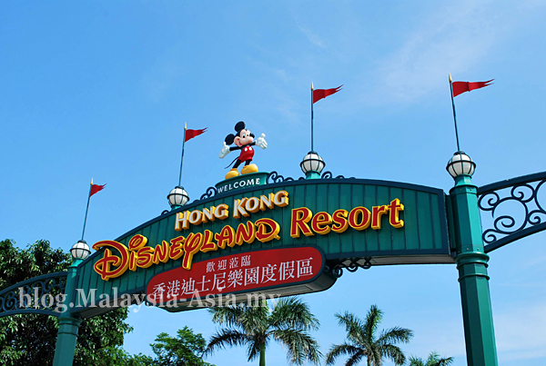 New Rides at Hong Kong Disneyland