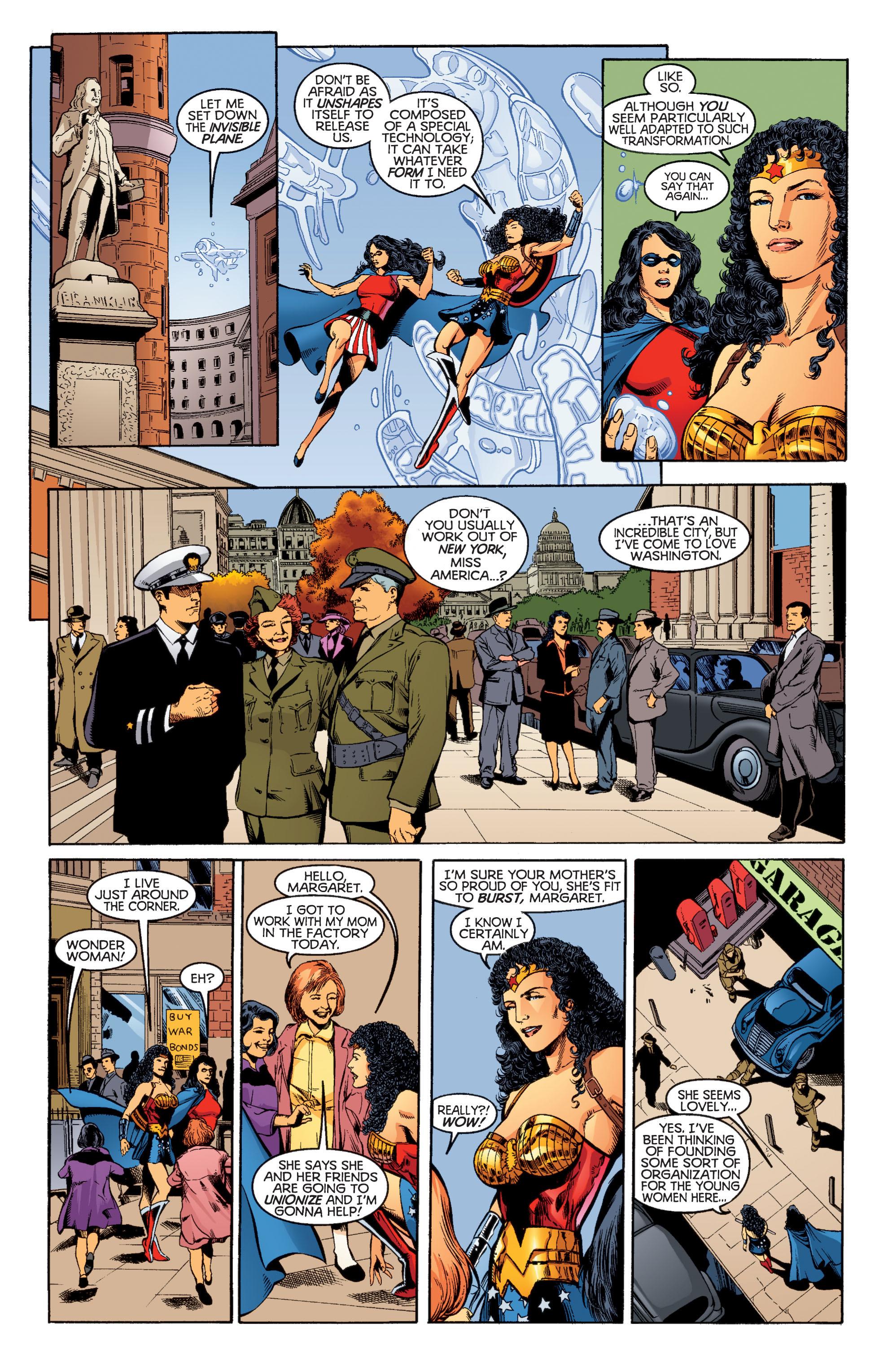 Read online Wonder Woman (1987) comic -  Issue #185 - 5